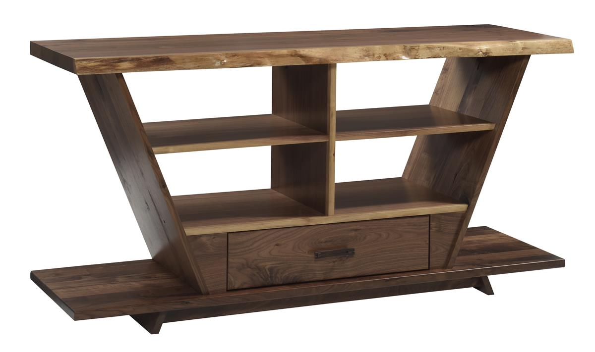 amish junction tv stand