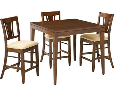 Amish Metro Extension Gathering Pub Table