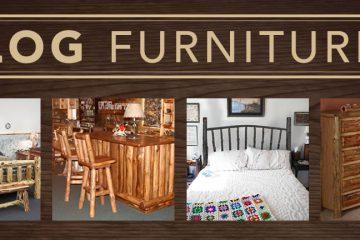 log-furniture
