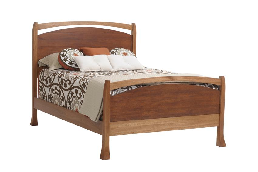 amish furniture bedroom furniture solid wood oasis panel bed amish handcrafted bed