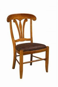 Amish Long Valley Dining Chair