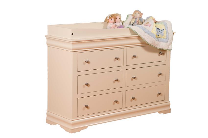 Amish Louis Phillippe Kids' Dresser