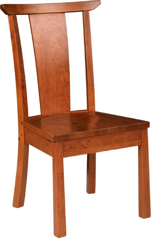 Amish Grand River Arts and Crafts Dining Chair