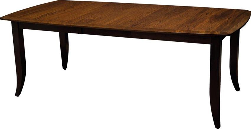 amish christy extension table