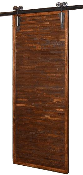 Ledge Rock Sliding Barn Door