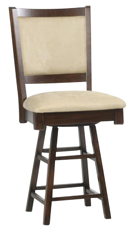 amish francois bar stool
