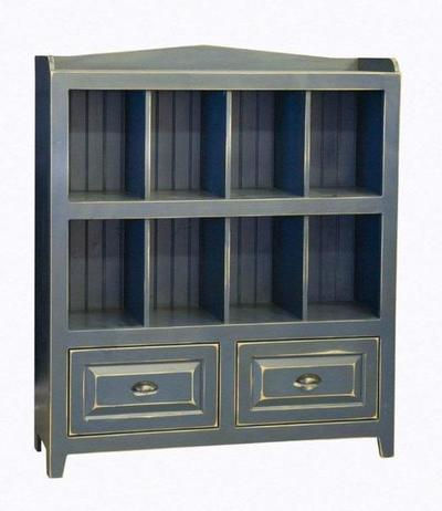 Amish Large Storage Cabinet in Pine Wood