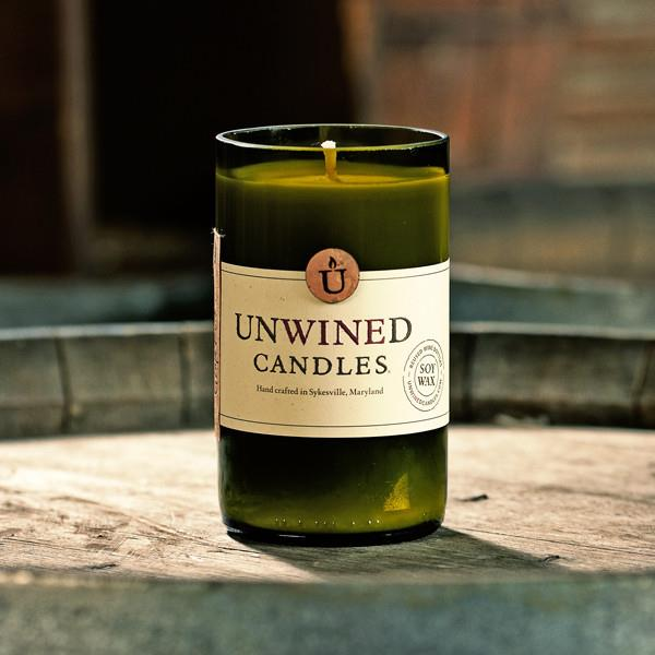 Unwined Soy Candles