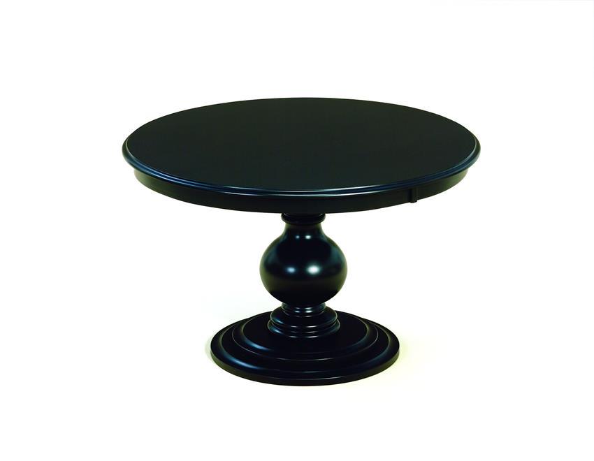 Amish Stanton Single Pedestal Dining Table