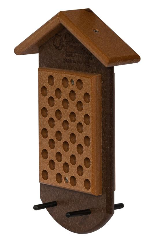 Amish Poly Double Peanut Butter Feeder