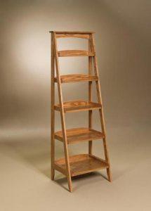 Amish Ladder Bookshelf