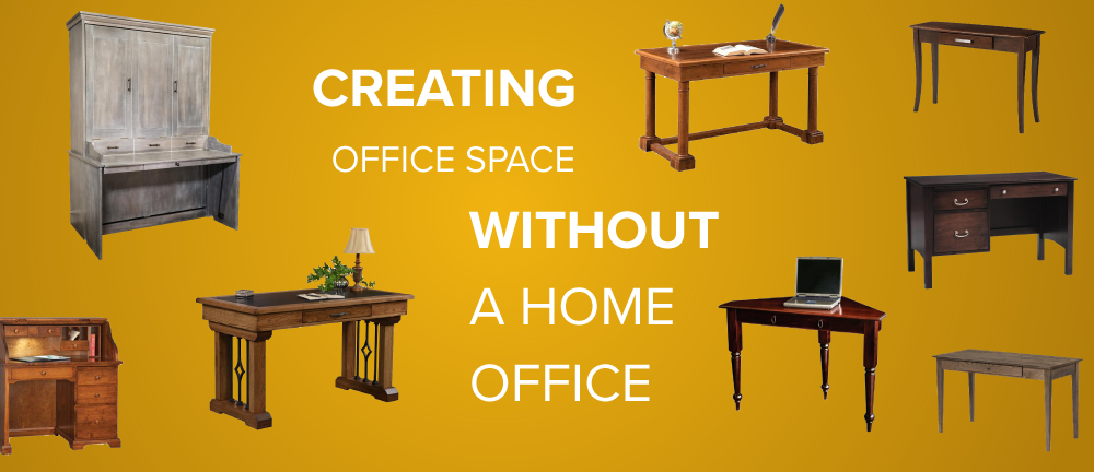 How To Create An Office Space Without An Office Timber