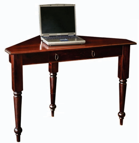 Amish Home Office Apple Valley Corner Desk