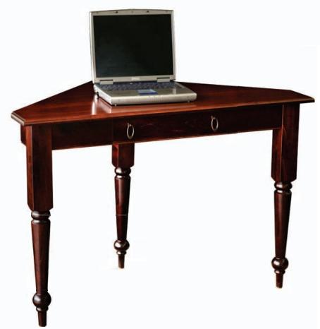 Amish Home Office Apple Valley Corner Desk