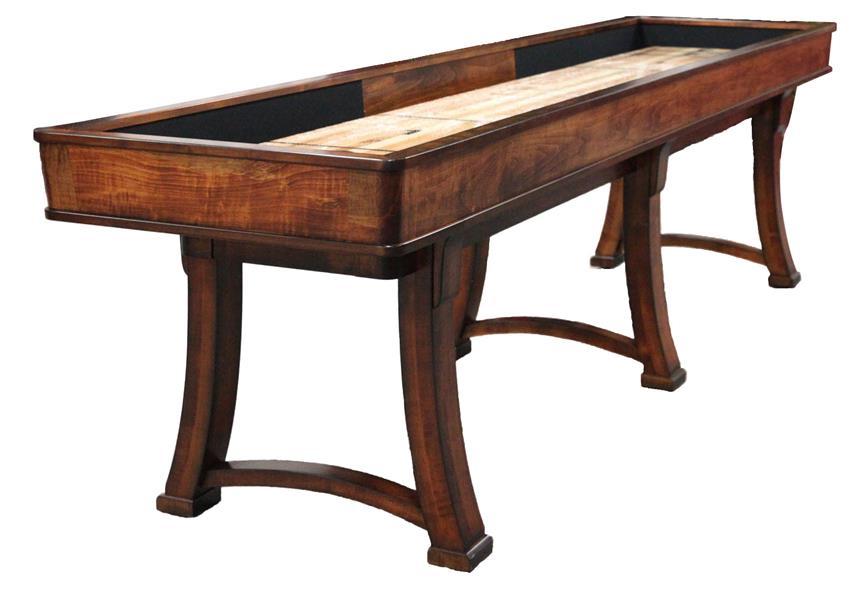 Amish Made Indoor Linwood Shuffle Board Game
