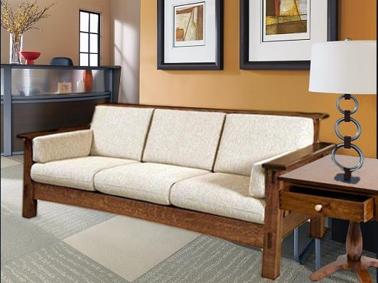 Amish McCoy Sofa