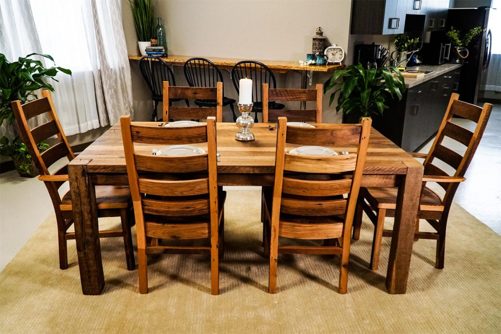 Timber Ridge Dining Room Set
