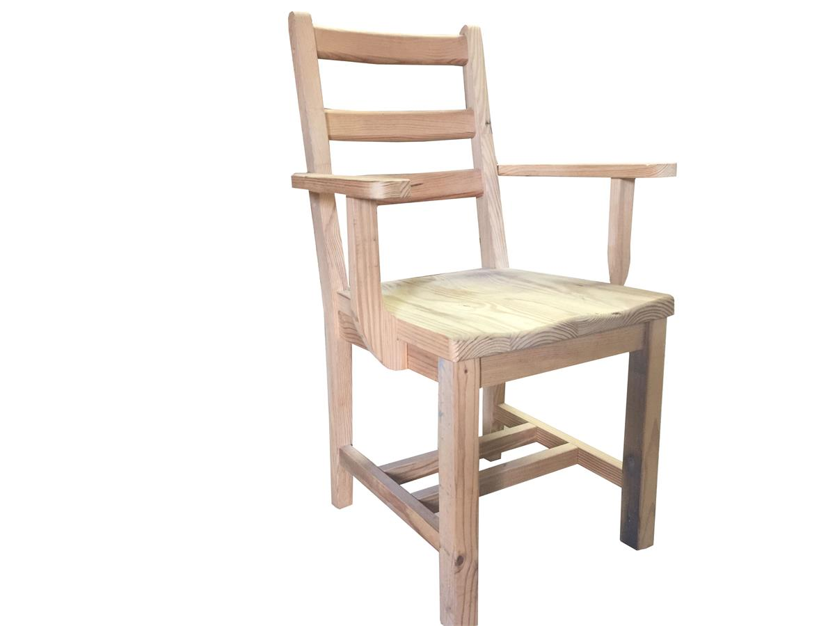 Reclaimed Barn Wood Chair From Dutchcrafters Amish Furniture
