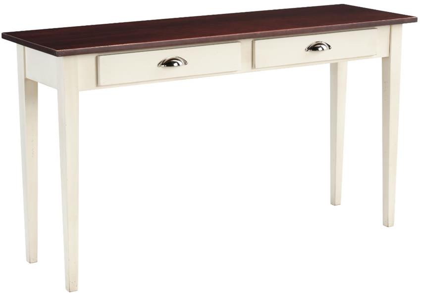 Shaker Sofa Table by Keystone