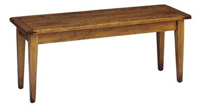 Canterbury Bench by Keystone