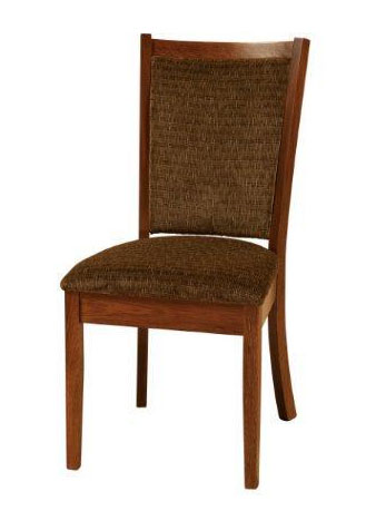 Amish Kalispel Upholstered Dining Chair