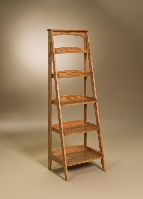 Amish Ladder Shelf