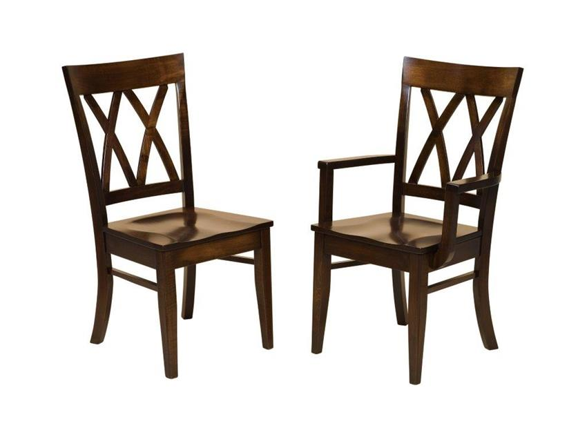 Amish French Herrington Dining Room Chair