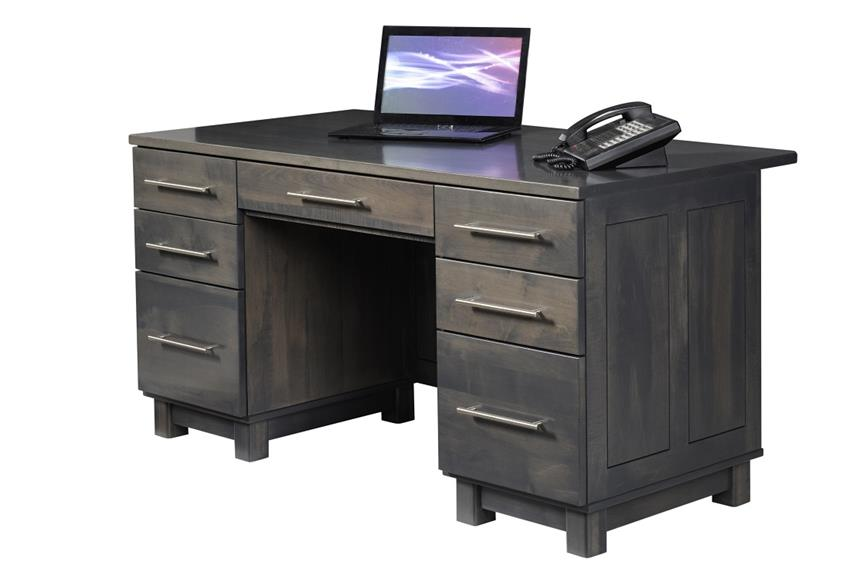 Amish Urban Executive Desk