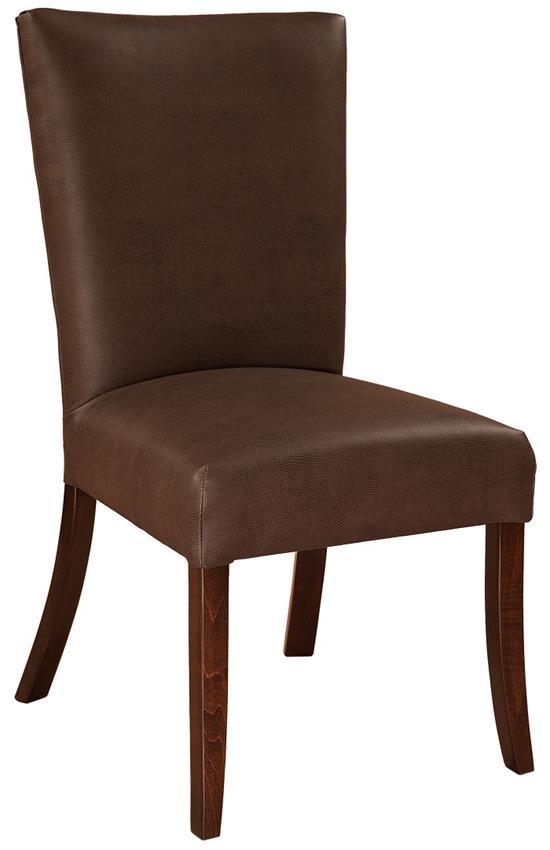 Amish Trenton Parsons Dining Chair