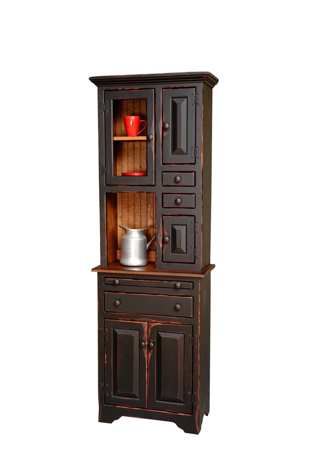 Honey Brook Small Hoosier Cabinet
