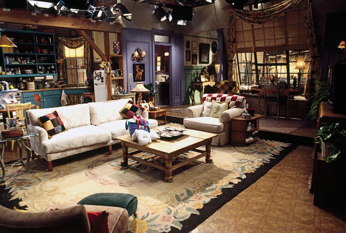 Monica's Living Room View