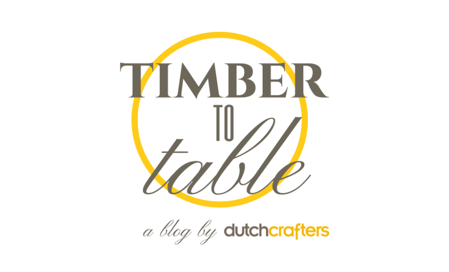 Timber to Table Blog Main Image