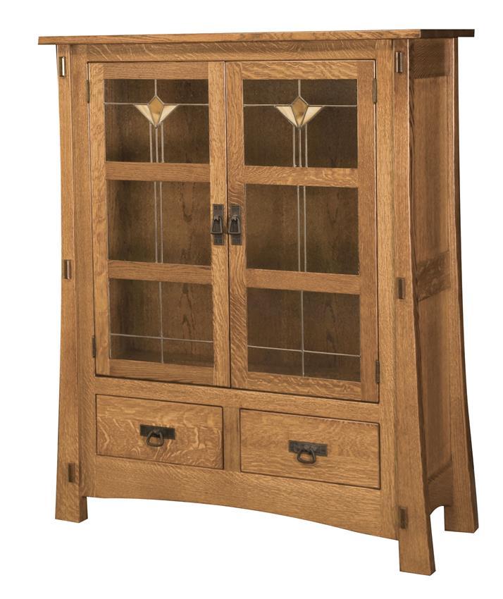 Amish Furniture Modesto Mission Pie Safe Cabinet