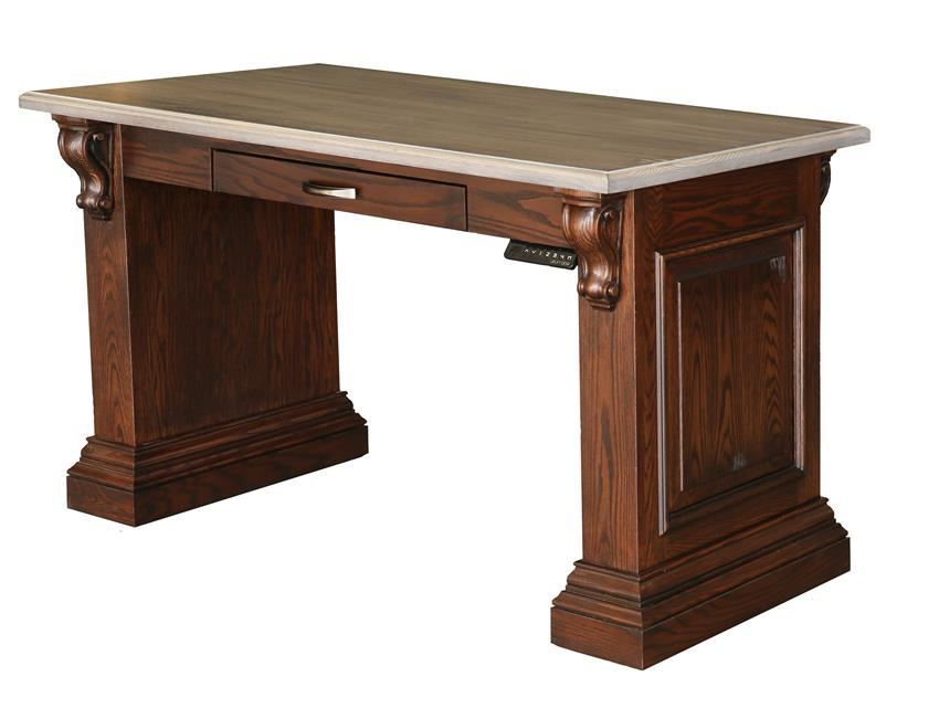 Amish Bradford Stand Up Writing Desk