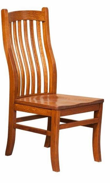 Mission Arts and Crafts Dining Chair
