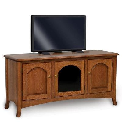 "Amish Carlisle 60"" TV Stand"