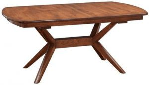 Amish Howell Extension Dining Table