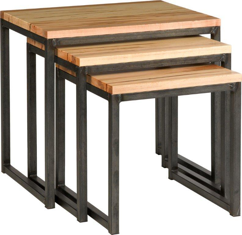 Amish Omni Nesting Table Set