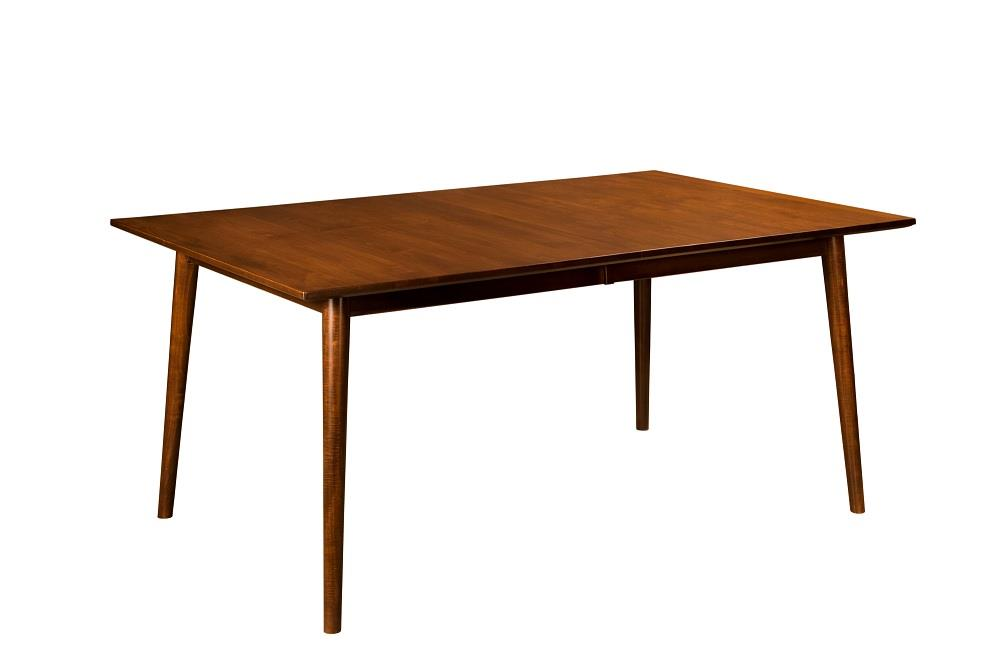 Amish Stockholm Leg Table