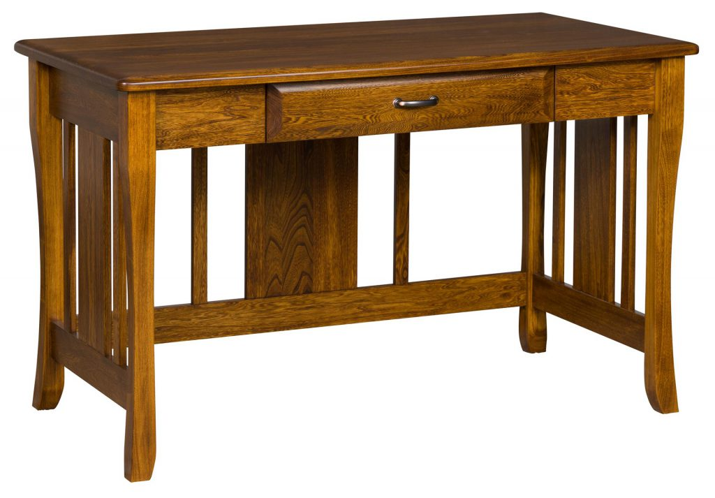 Amish Berkley Writing Desk with One Drawer
