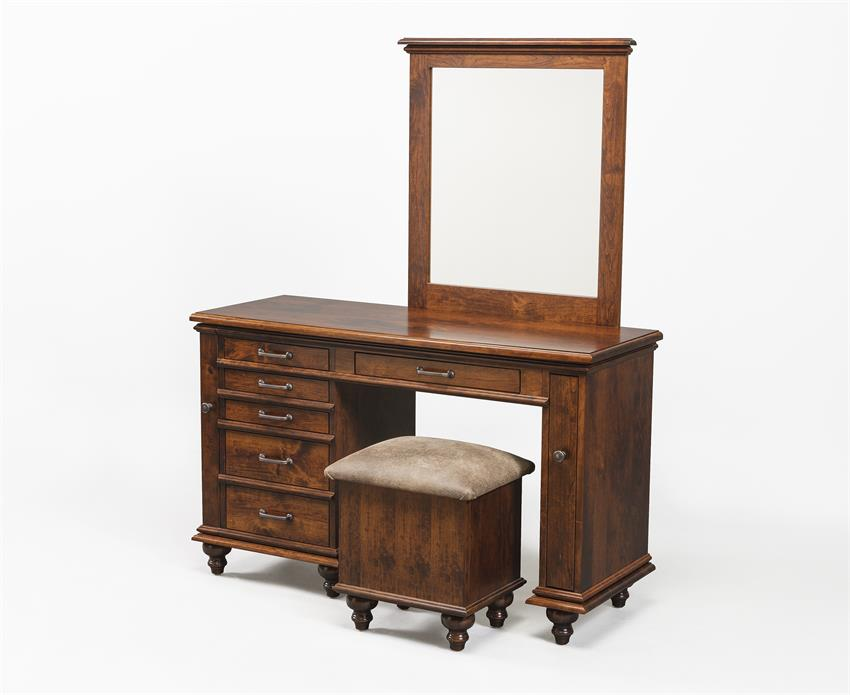 Amish 50 Plymouth Style Jewelry Vanity