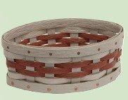Amish Eco Friendly Oval Basket