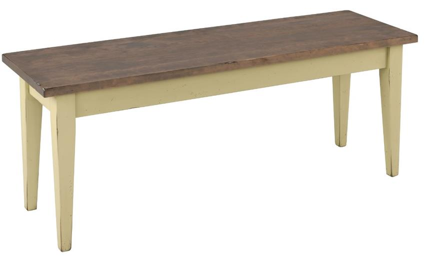 Shaker Bench by Keystone