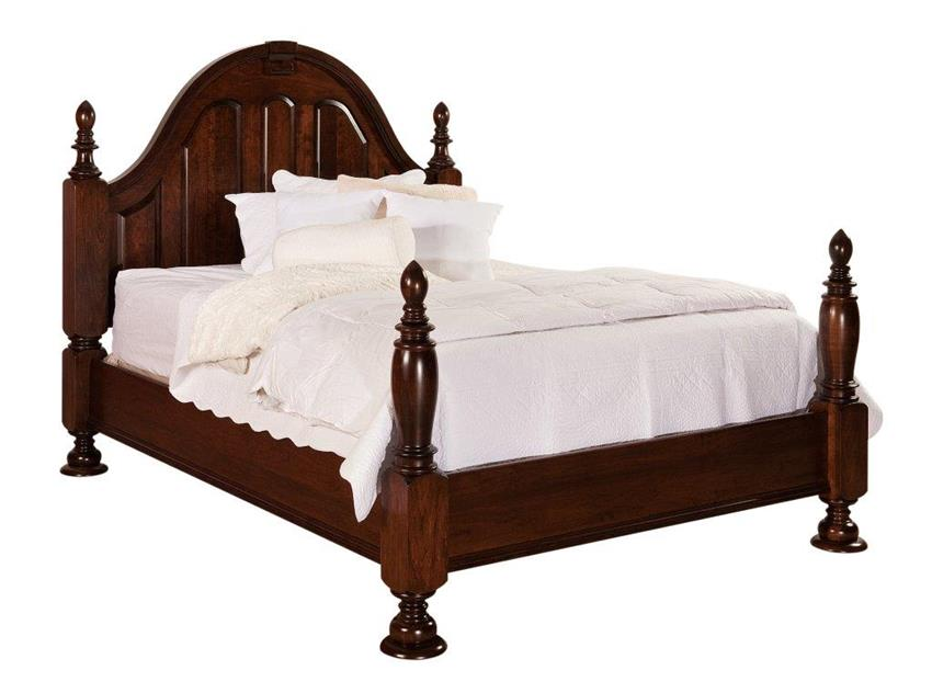 Amish Rosemont Bed