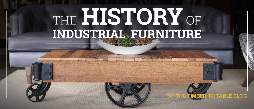 Industrial Style Furniture Industrial Style Furniture