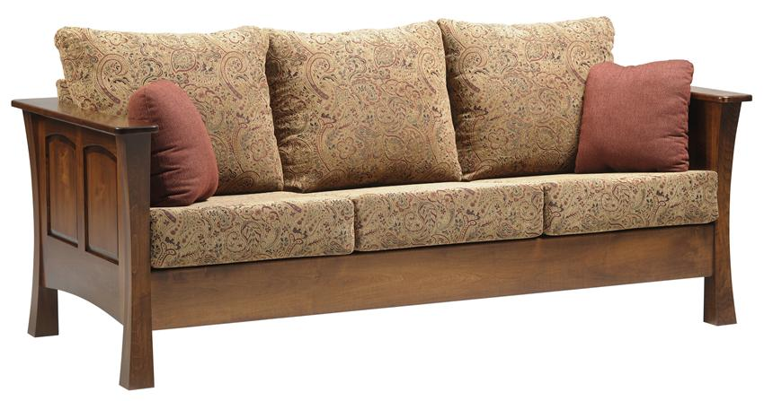 Amish Woodbury Sofa