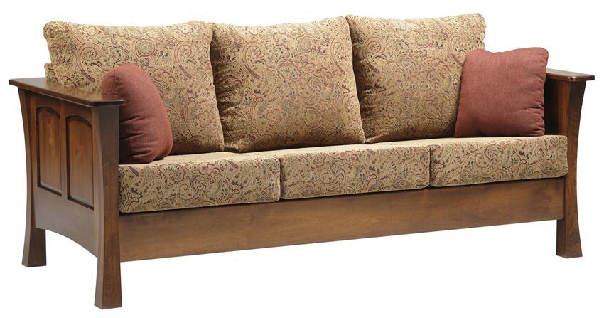 Amish Woodbury Sofa