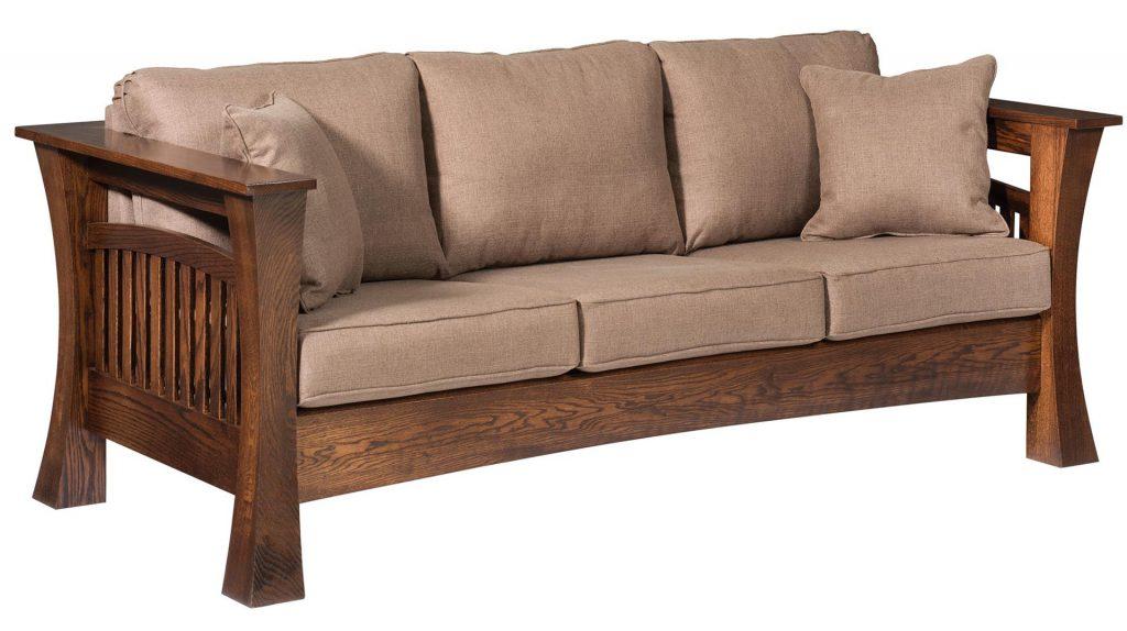 Amish Gateway Sofa