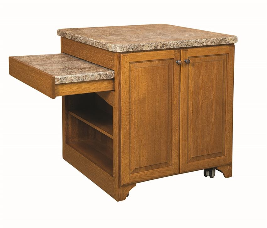 Amish Space Mate Kitchen Island