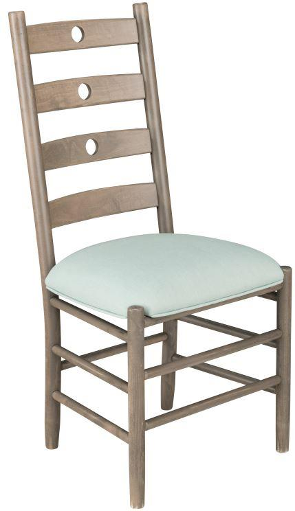 Amish Milan Shaker Dining Chair